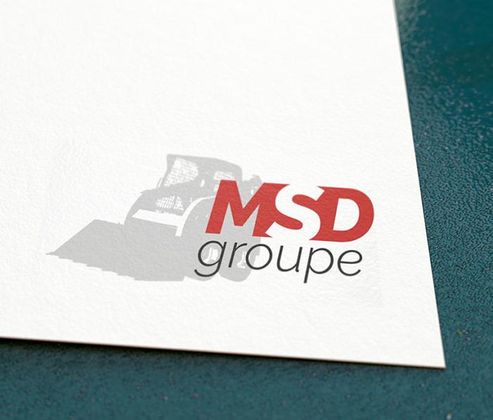 Création de logo pour une entreprise du batiment